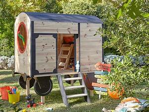 Cabane Exterieur Enfant : cabane de jardin de luxe holala ~ Melissatoandfro.com Idées de Décoration