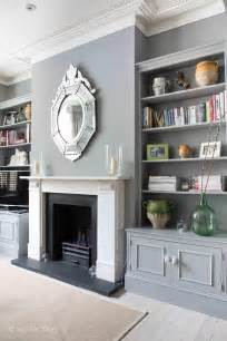 Victorian Living Room Decorating Ideas for Fireplace