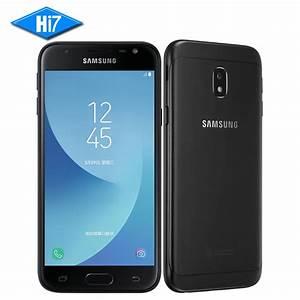 New Original Samsung Galaxy J3 2017 J3300 5 0 Inch 3gb Ram 32gb Rom Dual Sim Snapdragon Android