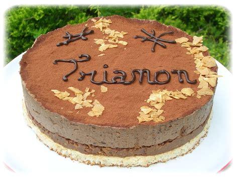 cuisine 750g gateau au chocolat trianon