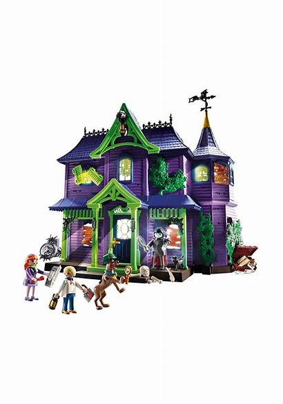 Scooby Doo Playmobil Mystery Mansion Adventure