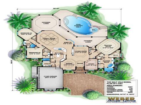 mediterranean style floor plans one mediterranean house plans mediterranean house