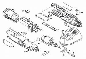 buy dremel 8220 f013822000 replacement tool parts With dremel tool parts diagram as well as battery charger schematic diagram
