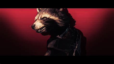 Guardians Of The Galaxy Hd Wallpaper Rocket Raccoon Wallpaper 2 By Biigm On Deviantart