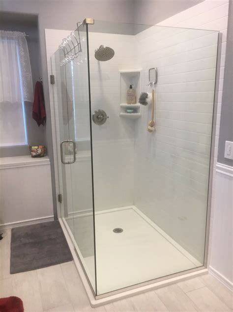 Custom Shower Pans by How To Choose The Standard Or Custom Shower Pan Or