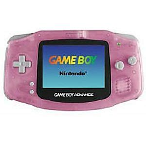 gameboy color price fuchsia boy advance system used