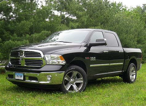 fist drive diesel powered dodge ram  review