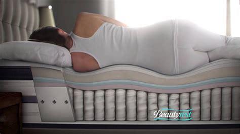 simmons beautyrest recharge mattress youtube
