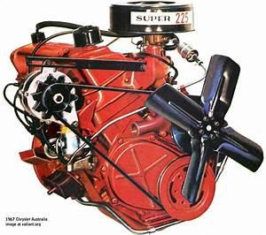 Engines    Valiant   Slant Six   Engine List With Horsepower Ratings