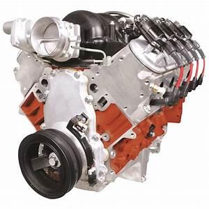 Blueprint Psls4272ctf Gm 427 Ls Engine  Dressed Fuel Injected Drop