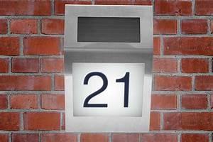 Hausnummer Mit Beleuchtung : 301 moved permanently ~ Eleganceandgraceweddings.com Haus und Dekorationen