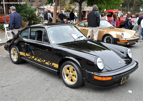 1974 Porsche 911 At The Carmel By The Sea Concours On The
