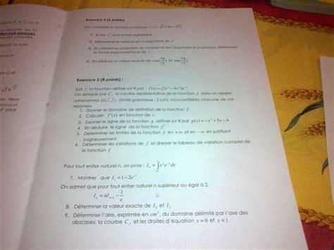 devoir maison maths seconde correction devoirs maisons en ligne