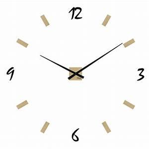Grosse Pendule Murale : horloge murale geante ~ Teatrodelosmanantiales.com Idées de Décoration