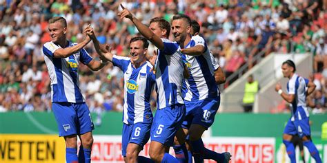 Notwithstanding, his performance was impressive and earned him praise from manager pal dardai. Saisonvorschau Hertha BSC: Mit Rekordtransfer in die neue ...