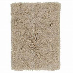Buy Beige White Mix Flokati Rug 2800gm2 70x140cm Sku