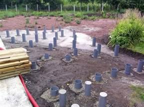 terrasse bois composite sur plots beton nos conseils