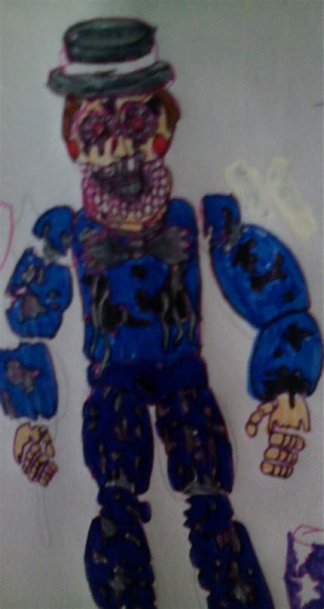 the return to freddy s 5 lockjaw by freddlefrooby on deviantart