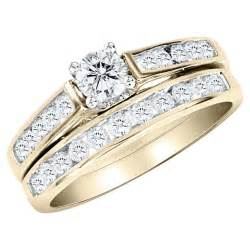 affordable wedding ring sets affordable engagement rings and bridal sets 2 styleengagement