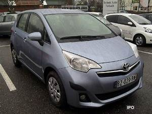 Toyota Verso Dynamic : 2011 toyota verso d 4d s 90 dynamic car photo and specs ~ Gottalentnigeria.com Avis de Voitures