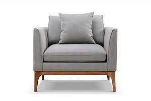 Fauteuil Design Scandinave : fauteuil design scandinave brenno dewarens ~ Melissatoandfro.com Idées de Décoration