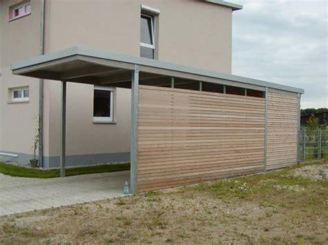 Seitenwand Carport  Nebenkosten Für Ein Haus