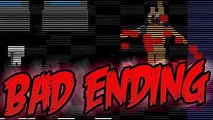 Five Nights at Freddy's 3 Bad Ending Explained - YouTube