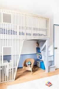 Cabane Enfant Chambre : cameretta con soppalco ~ Teatrodelosmanantiales.com Idées de Décoration