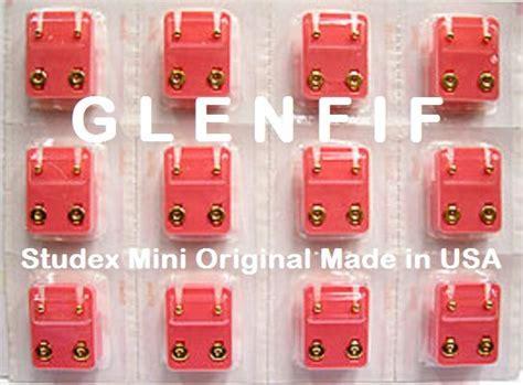 jual anting tindik telinga hidung merk studex original made in usa di lapak glenfif glenfif