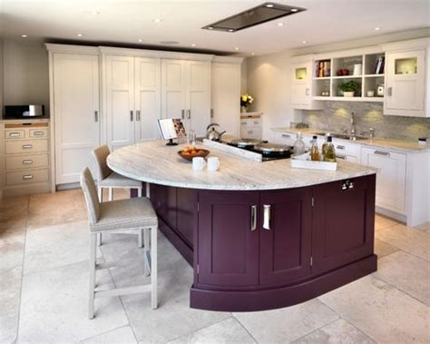 houzz kitchen islands curved kitchen island houzz