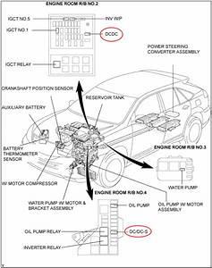 2006 Lexus 400h Generator Mg1 Issues