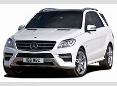 Mercedes MClass SUV review Carbuyer