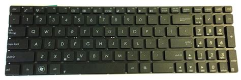 Asus Vivobook S500c Keyboard Keys Replacement