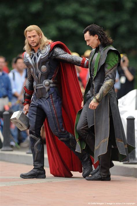 Thor Loki Tom Hiddleston Chris Hemsworth My Movies