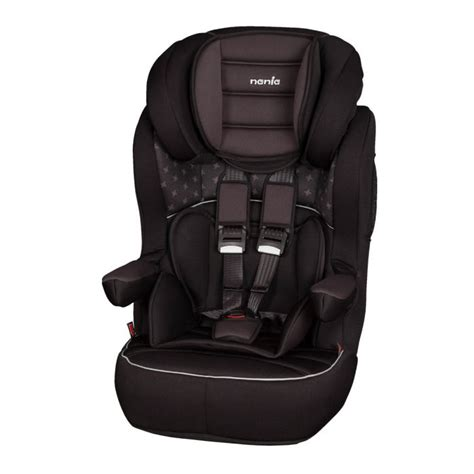 siege auto isofix groupe 1 2 3 inclinable nania siège auto i max sp luxe gr 1 2 3 black achat