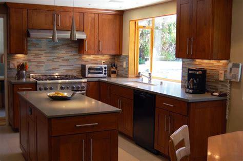 kitchen cabinet island ideas best kitchen interior design ideas simple modern wood kitchen 5525