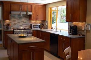 best kitchen interior design ideas simple modern wood kitchen With simple interior design ideas for small kitchen