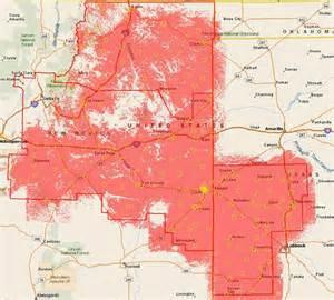 Verizon Wireless Mexico Coverage Map