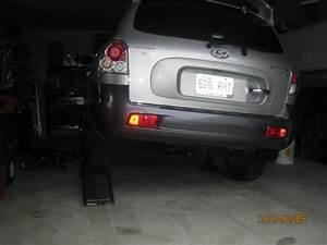 Hyundai Santa Fe Underbody Led Modification