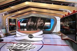 Nhl Network U2019s New Studio   U2018the Rink  U2019 Ready For Stanley
