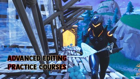 fortnite  playground practice courses  increase