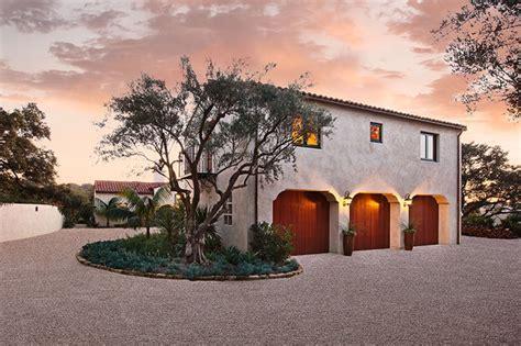 Hope Ranch Spanish Style Custom Home   Mediterranean
