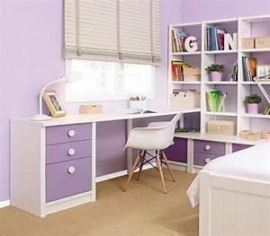 Kinderzimmer Mit Schreibtisch : schreibtisch f r jugendzimmer lernplatz im kinderzimmer ~ Michelbontemps.com Haus und Dekorationen