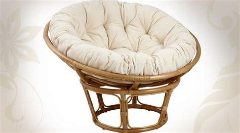 coussin pour fauteuil papasan en rotin loveuse 216 98 cm