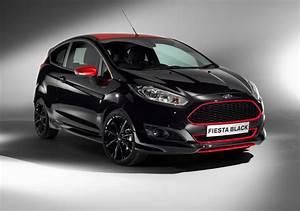 Ford Fiesta Edition : ford fiesta black red edition afbeeldingen ~ Maxctalentgroup.com Avis de Voitures