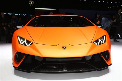 Best Care Lamborghini S New Huracan Performante Wants To Be The New