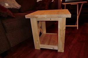outdoor wood end table plans – furnitureplans