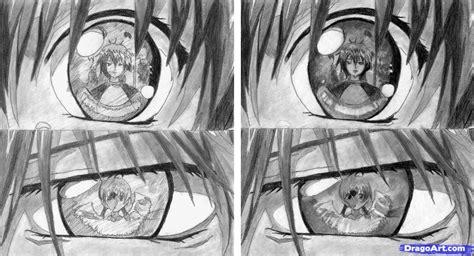 Anime Eye Reflection How To Sketch Anime Step 22