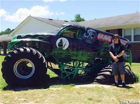 grave digger north carolina monster truck poplar branch nc digger s dungeon home of grave digger
