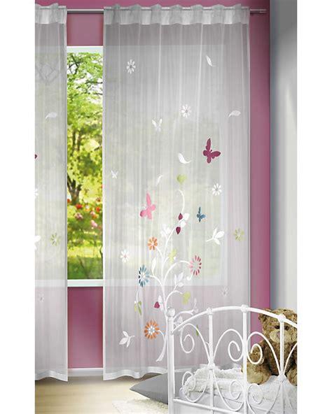 Gardinen Kinderzimmer Grün by Gardine Fr 252 Hlingsbaum 245 X 140 Cm 1 Schal Mytoys